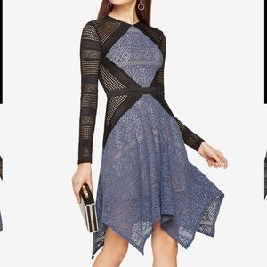 BCBG Chelsee Lace Dress